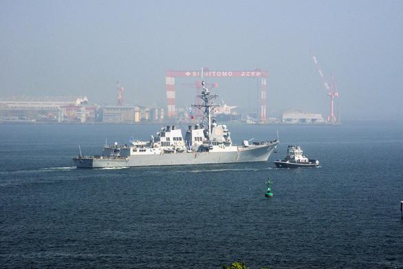 Trung Quốc thúc giục Mỹ hành xử thận trọng ở eo biển Đài Loan - Ảnh 2.