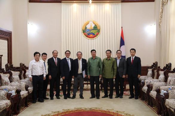 Thaco cùng Hoàng Anh Gia Lai hợp tác phát triển nông nghiệp tại Lào - Ảnh 1.