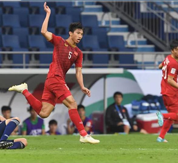 Quang Hải và Văn Hậu vào top 5 cầu thủ trẻ hay nhất Asian Cup 2019 - Ảnh 1.