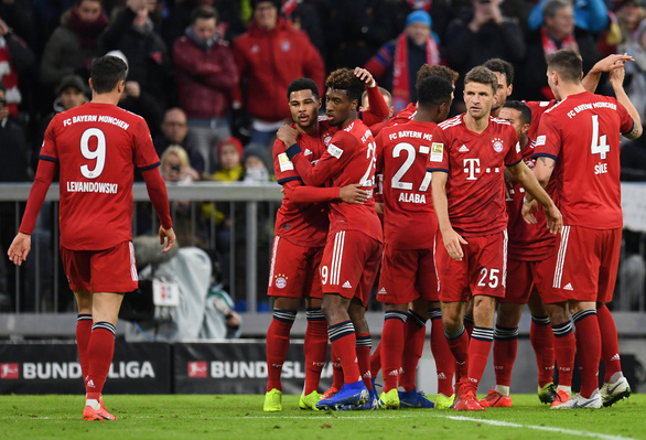 Bayern Munich - Stuttgart 4-1: Sự trở về của nhà vua - Ảnh 1.