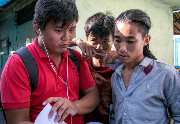 Ròm - bộ phim gan góc của điện ảnh Việt - Ảnh 5.