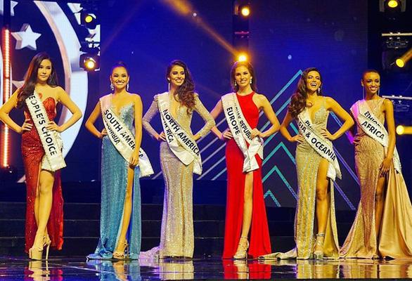 Thi người đẹp quốc tế sẽ không cần danh hiệu trong nước - Ảnh 5.
