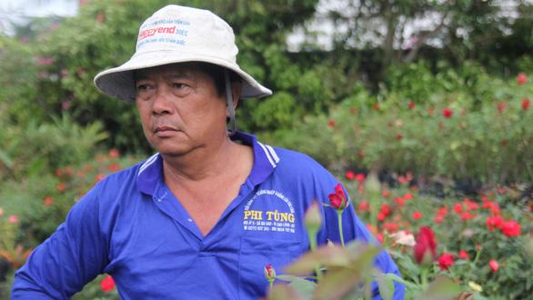 Thăng trầm làng hoa Sa Đéc - Kỳ 3: Chuyện về vườn hồng Tư Tôn - Ảnh 1.