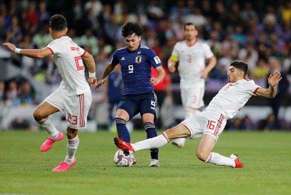 Thắng thuyết phục Iran, Nhật vào chung kết Asian Cup 2019 - Ảnh 2.
