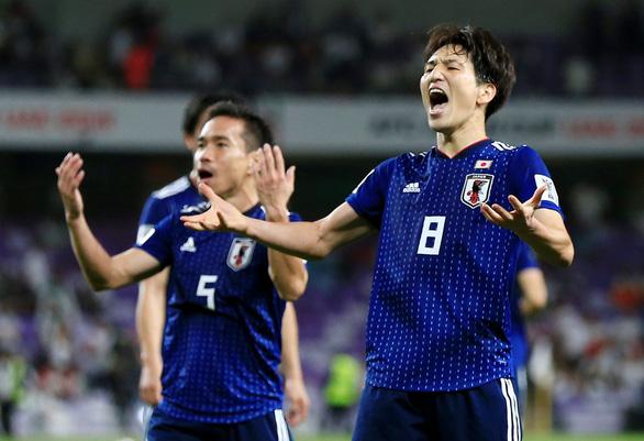 Thắng thuyết phục Iran, Nhật vào chung kết Asian Cup 2019 - Ảnh 1.