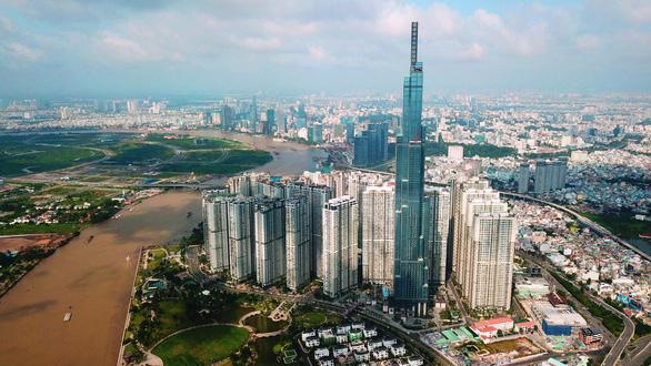 Đô thị sáng tạo sẽ trở thành bệ phóng phát triển kinh tế TP.HCM - Ảnh 1.