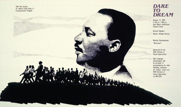 WEF Davos 2019: Điều Martin Luther King dặn ta - Ảnh 1.