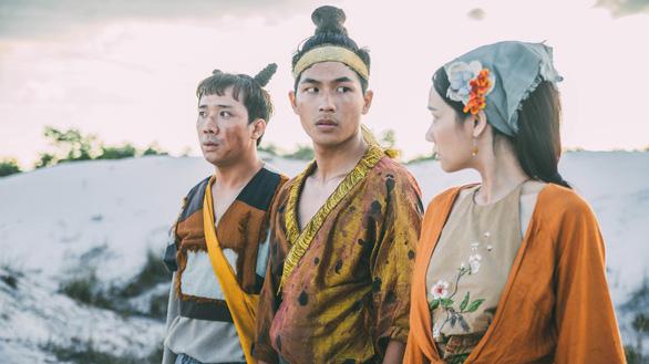 Phim hài Trạng Quỳnh khởi chiếu trên toàn quốc từ mùng 1 tết - Ảnh 1.