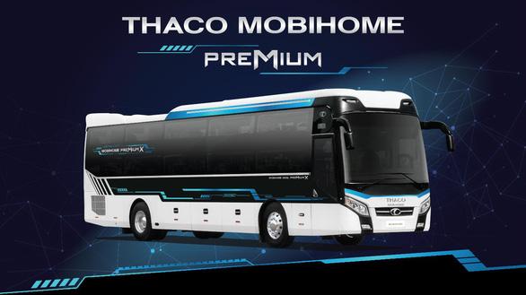 Trải nghiệm khoang thương gia trên xe bus Thaco Mobihome thế hệ mới - Ảnh 1.