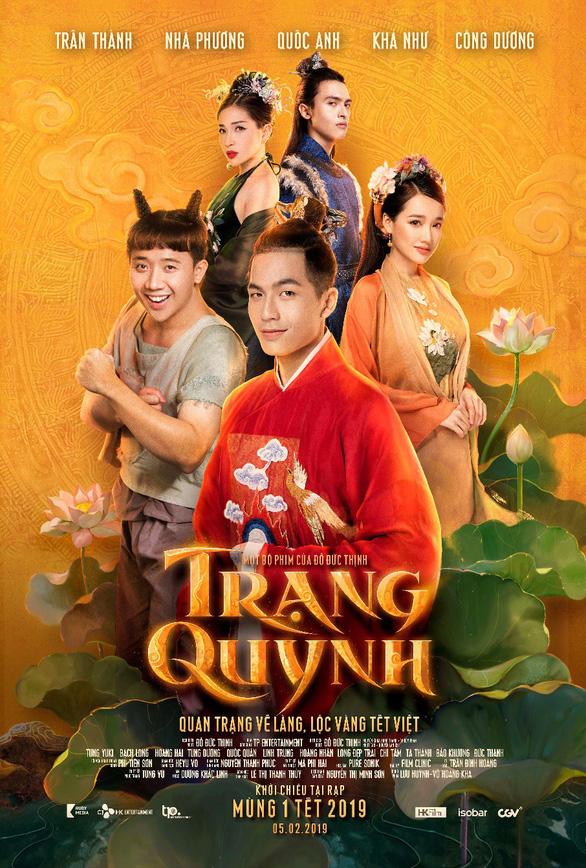 Phim hài Trạng Quỳnh khởi chiếu trên toàn quốc từ mùng 1 tết - Ảnh 3.
