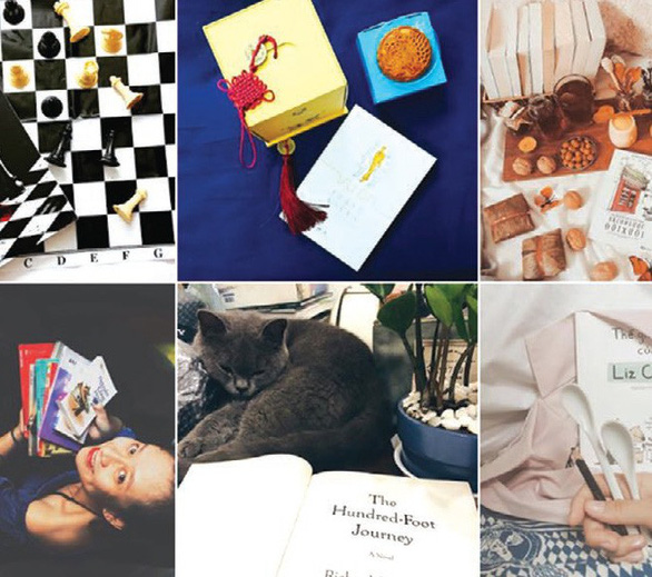 Thú chơi sách thời Instagram - Ảnh 1.