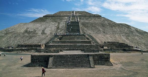 Bí ẩn kim tự tháp lớn nhất thế giới - Ảnh 5.