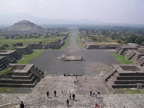 Bí ẩn kim tự tháp lớn nhất thế giới - Ảnh 4.