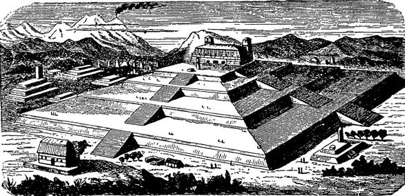 Bí ẩn kim tự tháp lớn nhất thế giới - Ảnh 1.
