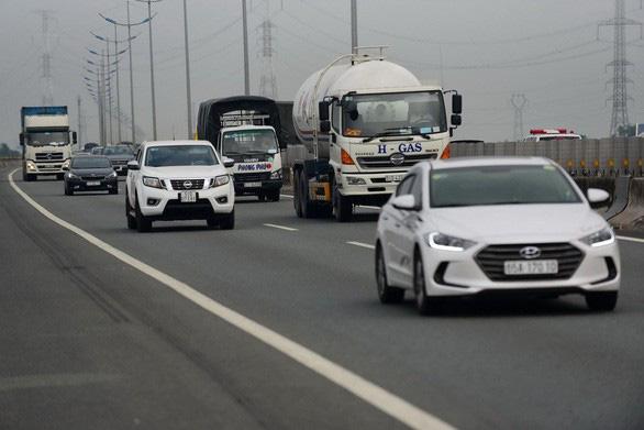 Giảm tốc độ đi đường cao tốc TP. HCM – Trung Lương xuống 100km/h - Ảnh 1.