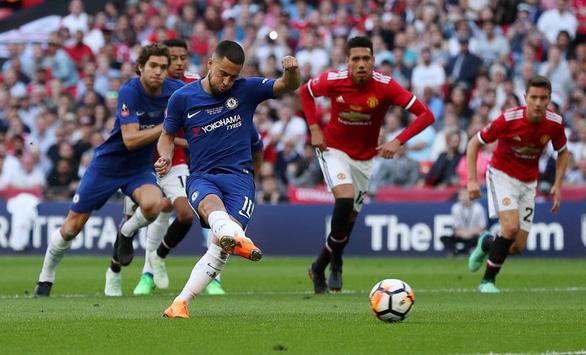 Đại chiến Chelsea - Manchester United ở vòng 5 FA Cup - Ảnh 1.