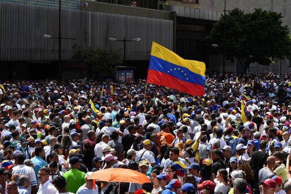Người phát ngôn Cao ủy Liên Hiệp Quốc: 40 người chết, 850 người bị bắt ở Venezuela - Ảnh 1.