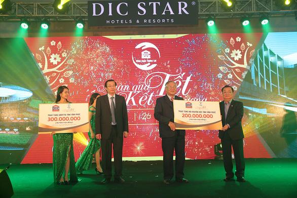 Tập đoàn DIC khánh thành khách sạn DIC Star Vĩnh Phúc - Ảnh 2.