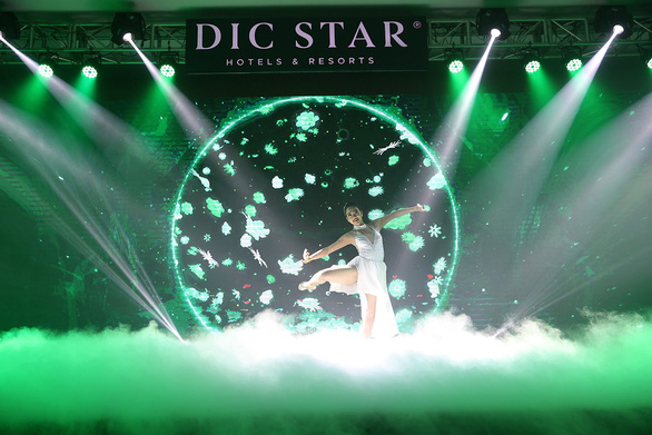 Tập đoàn DIC khánh thành khách sạn DIC Star Vĩnh Phúc - Ảnh 3.