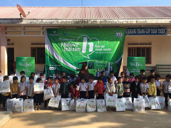 Quỹ Hiểu về trái tim chia sẻ ấm áp với trẻ em người dân tộc Đắk Lắk - Ảnh 3.