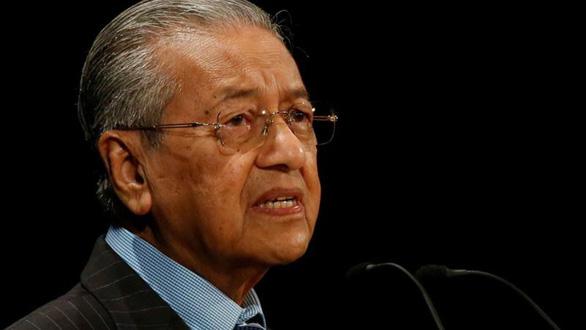 Thủ tướng 94 tuổi của Malaysia muốn quét sạch tham nhũng trong 5 năm - Ảnh 1.
