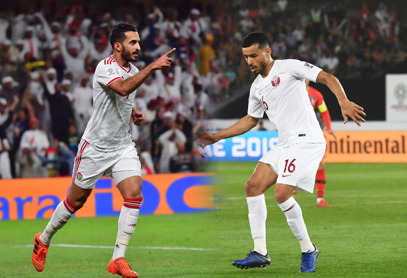Bán kết UAE - Qatar: Chia nửa Tây Á - Ảnh 1.