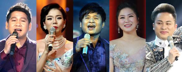 Hà Nội: đất lành live show - Sài Gòn: đón chờ các lễ trao giải - Ảnh 1.