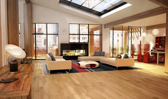 Những điều cần biết khi lựa chọn, sử dụng sàn gỗ công nghiệp - Ảnh 1.