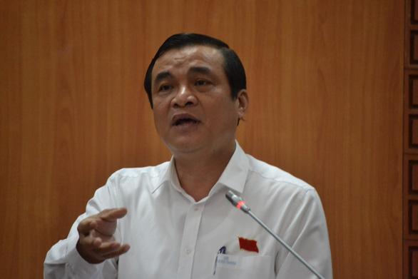 Ông Phan Việt Cường giữ chức bí thư Tỉnh ủy Quảng Nam - Ảnh 1.