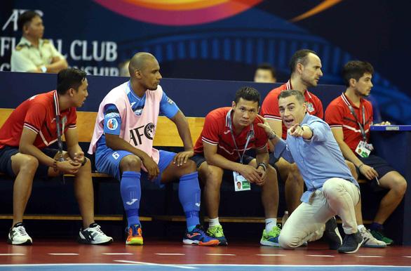 Futsal VN cử HLV sang Tây Ban Nha du học - Ảnh 2.