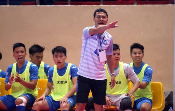 Futsal VN cử HLV sang Tây Ban Nha du học - Ảnh 1.