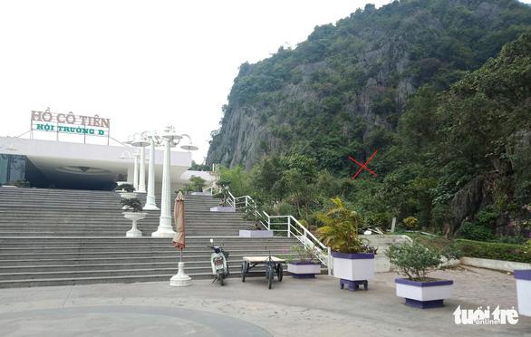 Quảng Ninh bác dư luận lấp di tích Hòn Hai - Cô Tiên xây nhà hàng - Ảnh 1.