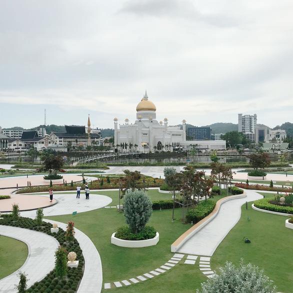 Xách balo lên, Brunei bình yên lắm - Ảnh 3.