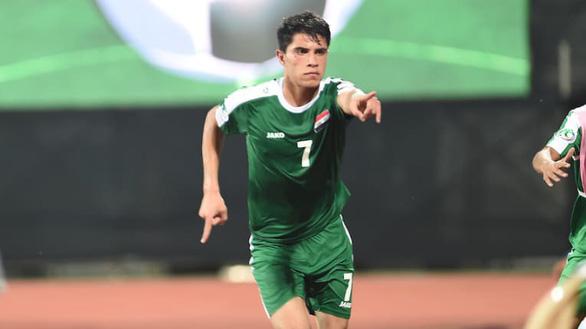 Tuyển Iraq sử dụng hàng công trẻ ở Asian Cup 2019 - Ảnh 1.