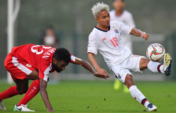 Thua Oman 0-2, người hâm mộ Thái Lan lo lắng - Ảnh 1.