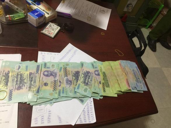 Triệt phá 15 điểm tín dụng đen cho vay lãi cắt cổ tại Bắc Ninh - Ảnh 2.