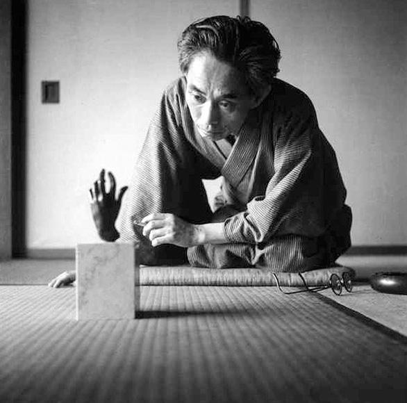 Đôi mắt mùa xuân - một truyện ngắn của tác gia Nobel Kawabata Yasunari - Ảnh 2.