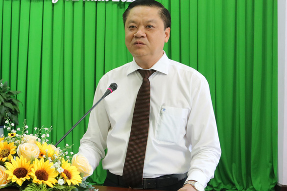 Chủ tịch quận Ninh Kiều được bầu làm phó chủ tịch UBND TP Cần Thơ - Ảnh 1.