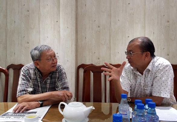 Nhà văn Lê Văn Nghĩa du xuân giới thiệu sách ở Pháp - Ảnh 1.