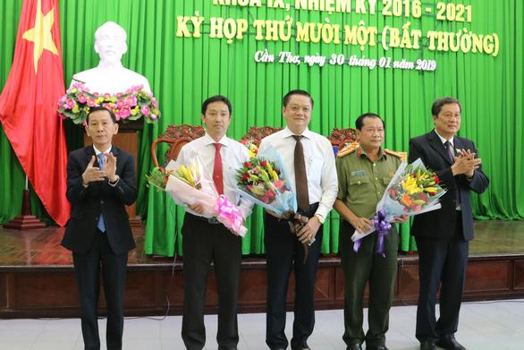 Chủ tịch quận Ninh Kiều được bầu làm phó chủ tịch UBND TP Cần Thơ - Ảnh 2.