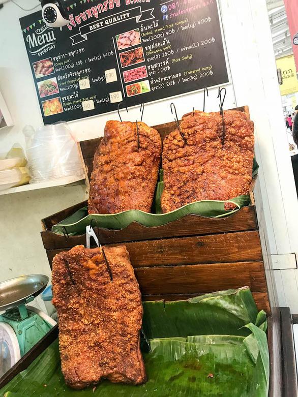 Đừng quên ghé chợ Or Tor Kor khi tới Bangkok dịp tết này - Ảnh 14.