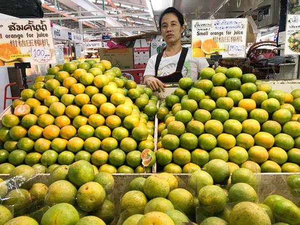 Đừng quên ghé chợ Or Tor Kor khi tới Bangkok dịp tết này - Ảnh 12.