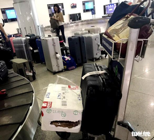 Trộm hành lý, tiếng xấu đồn xa - Ảnh 1.