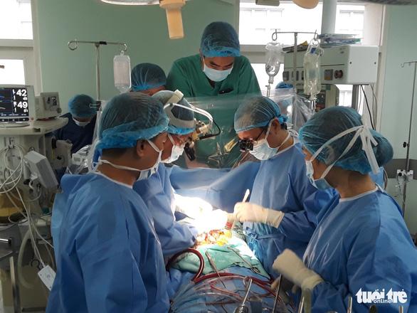 Hành trình cứu mạng của trái tim nam thanh niên 27 tuổi - Ảnh 1.