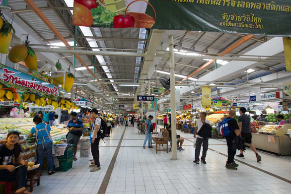 Đừng quên ghé chợ Or Tor Kor khi tới Bangkok dịp tết này - Ảnh 5.