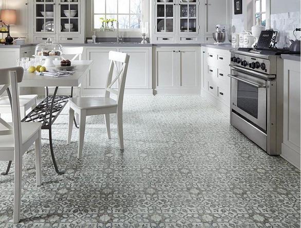 4 phương án cải tạo sàn đơn giản, tiết kiệm cho người thuê nhà - Ảnh 2.