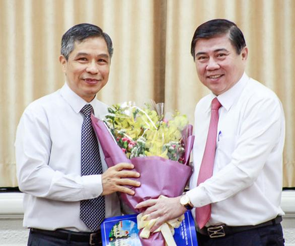 TS Lê Nguyễn Minh Quang: Tôi sẽ tìm cách khác cống hiến cho TP.HCM - Ảnh 1.