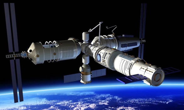 Trung Quốc sẽ độc quyền sở hữu trạm không gian? - Ảnh 2.