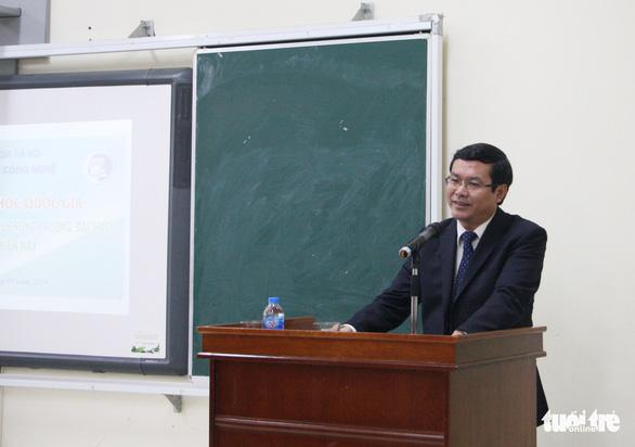 Việt Nam cần có đại học sống bằng nghiên cứu, không bằng học phí - Ảnh 1.
