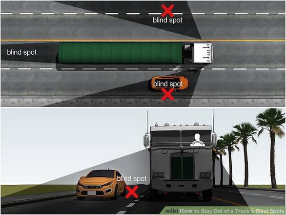 Đi gần xe container, làm sao để an toàn? - Ảnh 3.